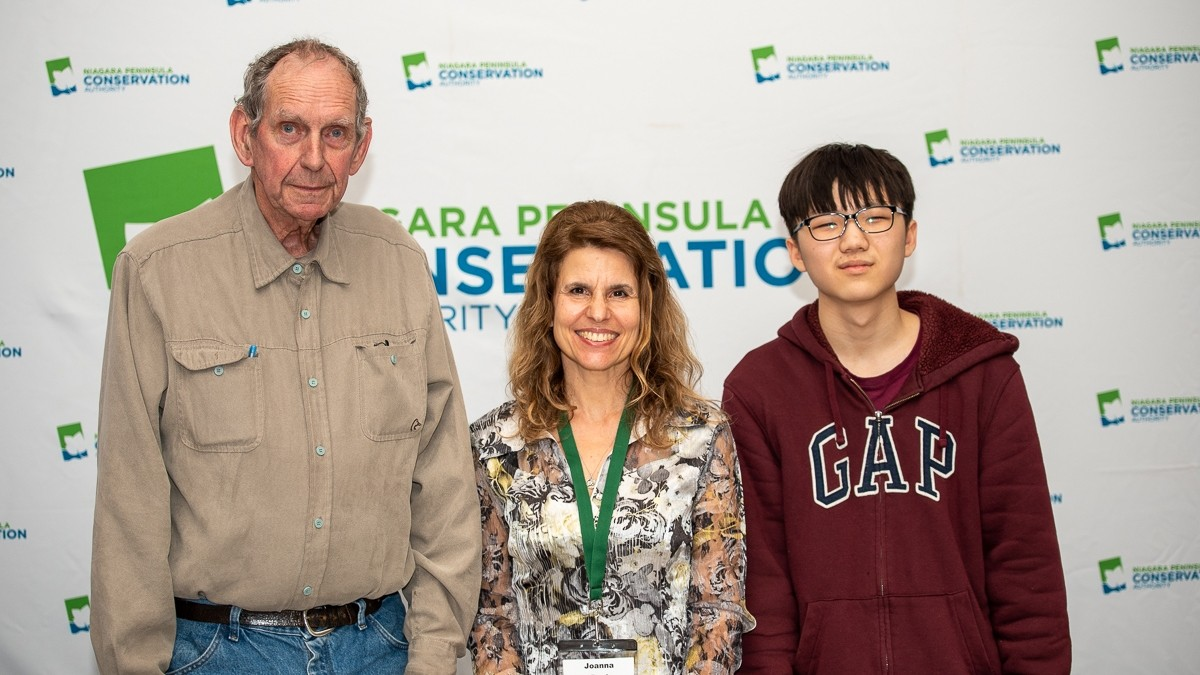 conservation awards recipients