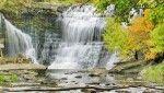 Balls Falls waterfall