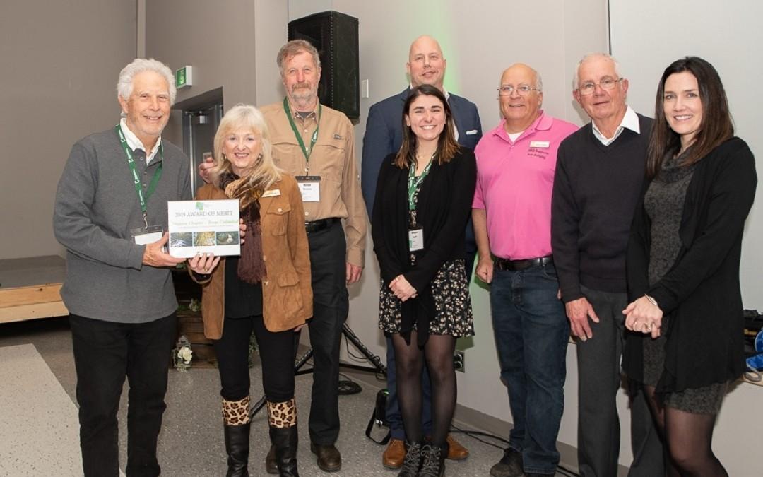Niagara Chapter Trout Unlimited_2019 Award of Merit winner- Organization
