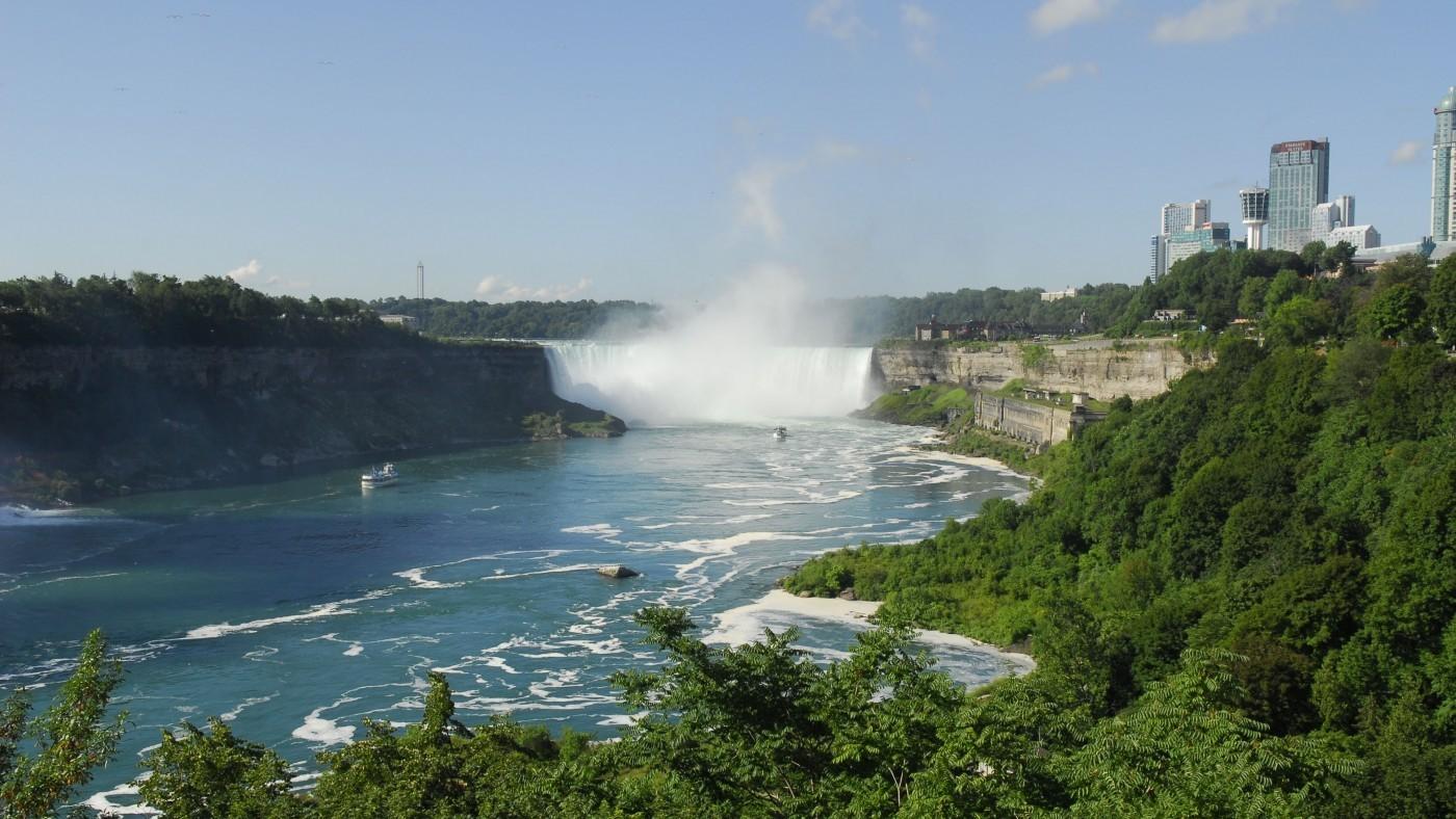 Photo of Niagara River- Niagara Falls
